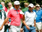 Dustin Johnson a Jason Day