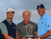 Harris English a Matt Kuchar
