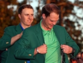 Jordan Spieth a Danny Willett
