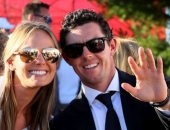 Rory McIlroy a Erica Stoll