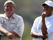 John Daly a Tiger Woods