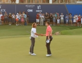 Justin Rose a Tommy Fleetwood