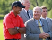 Jack Nicklaus a Tiger Woods