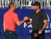 Jason Day a Alex Noren