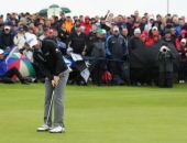Rory McIlroy na Irish Open 2012 v Royal Portrush