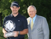 Patrick Cantlay a Jack Nicklaus