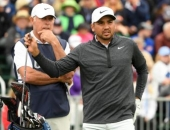 Jason Day a Steve Williams
