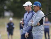 McIlroy a Fowler
