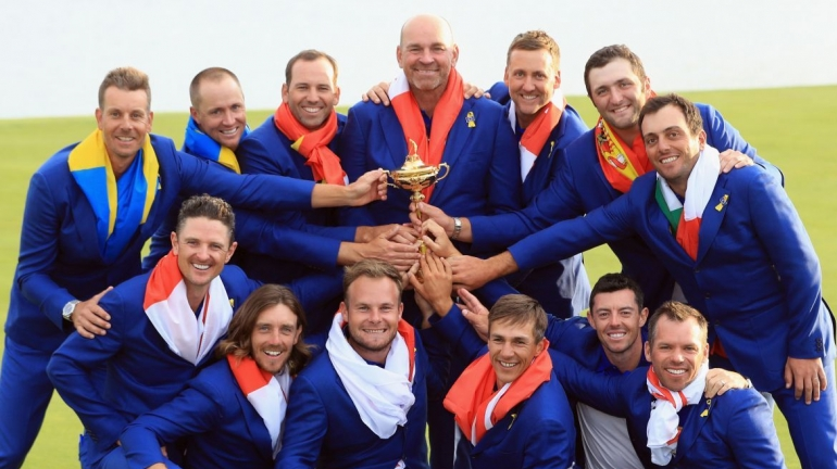 Ryder Cup Evropa