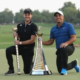 Danny Willett a Francesco Molinari